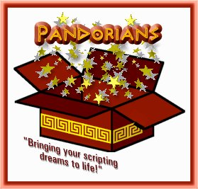Pandorian Member Web Ring graphic