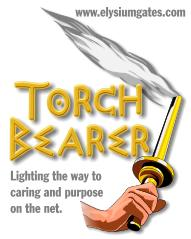 Torch Bearers Member Web Ring graphic